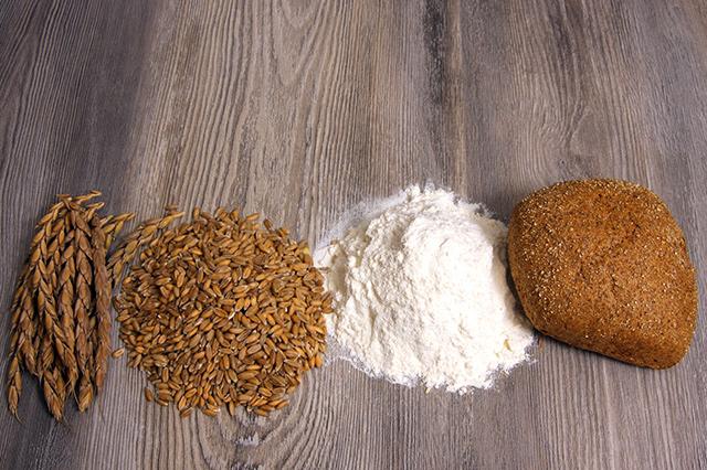 De l'épi à la farine d'épeautre