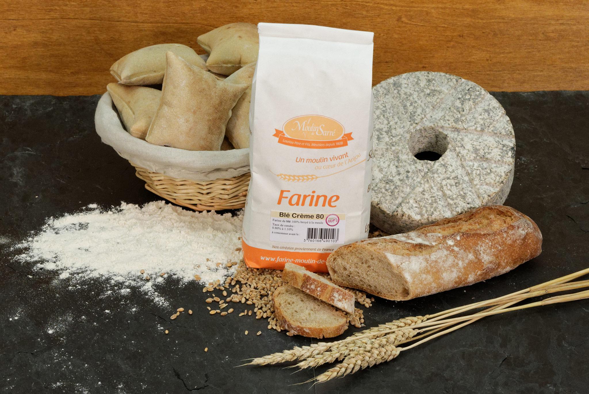 acheter farine de ble