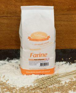 farine de pain d'épices du moulin de sarré