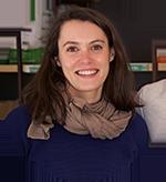 Sandrine Lauriou Responsable communication au moulin de sarre