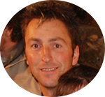 Sébastien Maitreau livreur au moulin de Sarre
