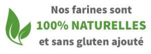 farines naturelles du Moulin de Sarre