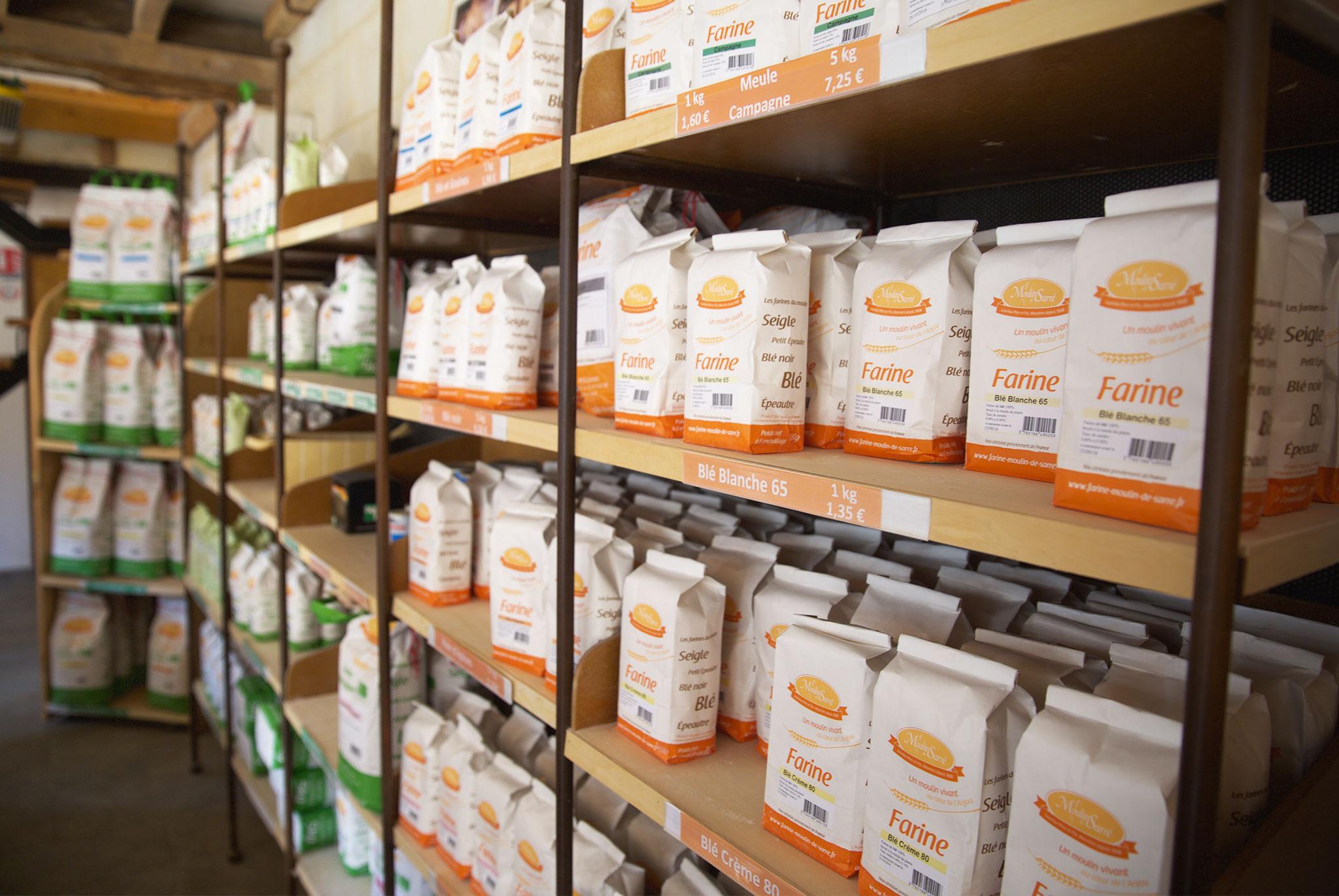 acheter farine en ligne