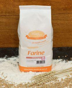 farine de chataigne pure
